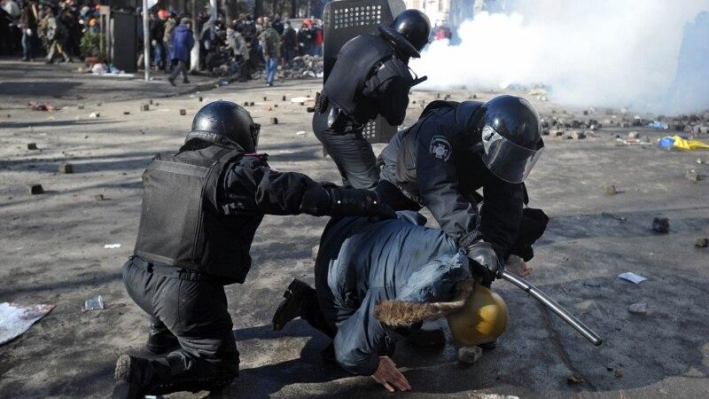 Шуляк: озброєний підрозділ «Омега» задіяли після загибелі силовиків 18 лютого 2014 року