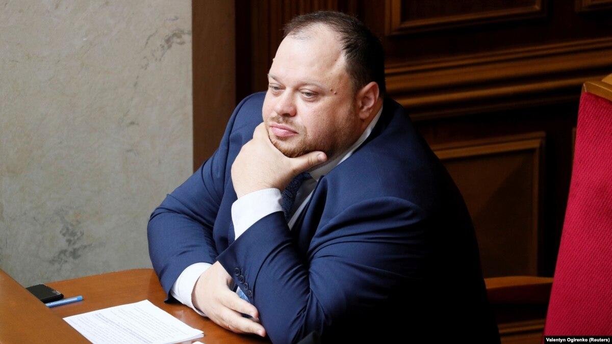 Стефанчук: мы активно работаем над завершением блока законопроєктів о народовластия