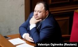 Представник президента України у Верховній Раді Руслан Стефанчук