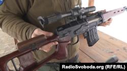 Снайперська гвинтівка Драгунова