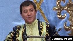 Айтыскер Мақсат Аханов. Шығыс Қазақстан облысы, 15 қыркүйек 2011 жыл.