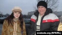 Аляксандра Васілевіч і Ежы Грыгенча