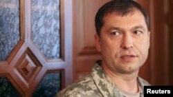Луганскінің «халық губернаторы» Валерий Болотов.
