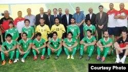 المنتخب الاولمبي العراقي