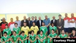 المنتخب الأولمبي العراقي بكرة القدم