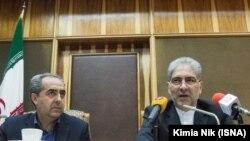 اسماعیل جبارزاده (راست) گفته است که لایحه جامع انتخابات، چهار قانون انتخابات ریاست جمهوری، مجلس، خبرگان و شوراها را شامل میشود.
