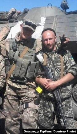Брати під час війні у зоні АТО
