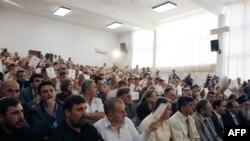 Skupština zajednica opština Kosova formirana je u junu ove godine.