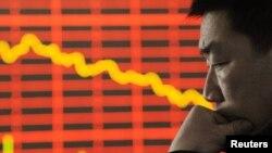 Общий внутренний долг в Китае после 2008 года вырос наполовину