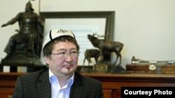 Муфтийдин орун басары Кадыр Маликов.