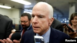 Američki senator John McCain