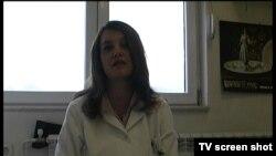 д-р Емилија Костоска, портпарол на прилепската болница