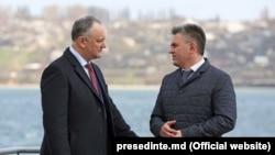 Встреча Додон-Красносельский – 2