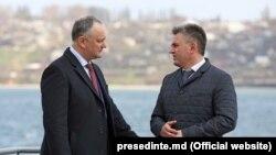 Întâlnirea Dodon-Krasnoselski - 2