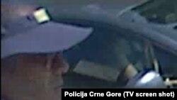 Mogući napadač na Šukovića, grab Policije Crne Gore