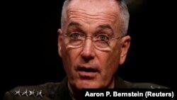 Председатель Объединенного комитета начальников штабов Вооруженных сил США генерал Джозеф Данфорд