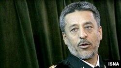 حبیبالله سیاری؛ فرمانده نیروی دریایی ارتش جمهوری اسلامی (عکس: ایسنا)