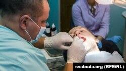 Belarus, diş klinikası