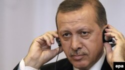 Turkish Prime Minister Recep Tayyip Erdogan should meet with Russian Prime Minister Vladimir Putin on June 8.