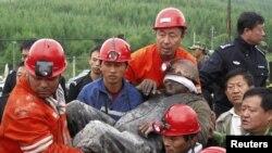 Рударските несреќи се чести во Кина Хелонгиајан