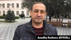 Ադրբեջան - Մամեդ Իբրահիմը ազատ արձակվելուց հետո, Բաքու, 13-ը փետրվարի, 2019թ․