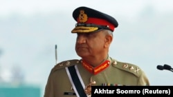 Pakistani Army Chief of Staff General Qamar Javed Bajwa (file photo)
