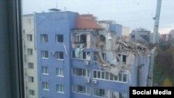 Взрыв газа в Рязани, фото Максим Зеленый
