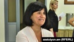 Եվրասիական տնտեսական հանձնաժողովի կոլեգիայի անդամ Կարինե Մինասյան