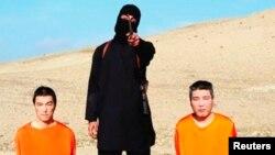Так называемый «Джихади Джон» может быть лондонцем Мохаммедом Эмвази