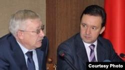 Олег Морозов һәм Илдар Халиков