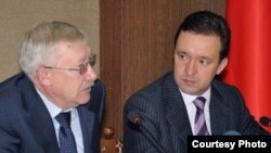 Олег Морозов (с), Илдар Халиков. 2009 ел