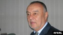 Фарғоналик ҳуқуқ фаоли Абдусалом Эргашев.