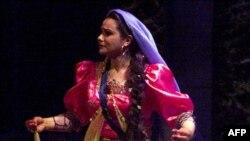 الممثلة العراقية سهى سالم
