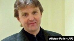 Александр Литвиненко. Лондон, 2002 год.