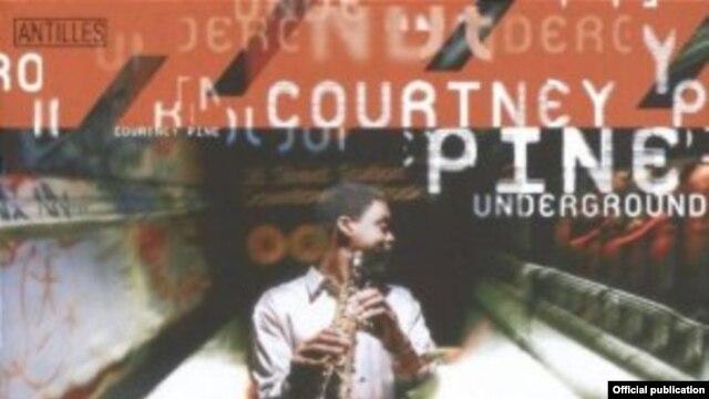 """Detaliu de pe coperta albumului """"Underground""""."""