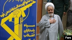 علی سعیدی، نماینده رهبر جمهوری اسلامی در سپاه پاسداران