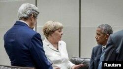 Merkel i Obama razgovarali i o ukrajinskoj krizi