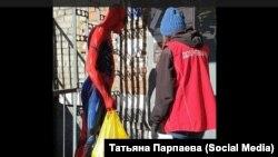 Человек-паук пришел на помощь жителям Бурятии