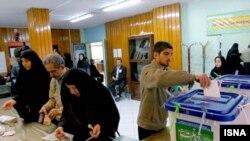 انتخابات مجلس هشتم در تهران