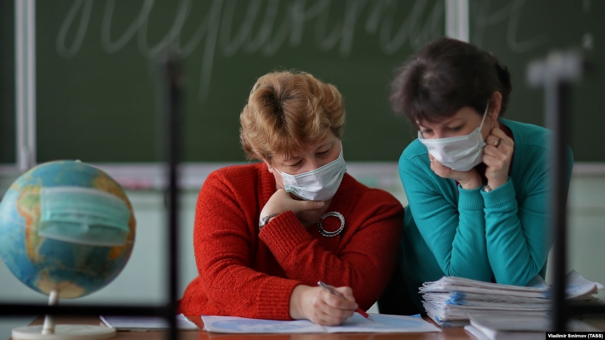 Все школы Бердянска закрыли на карантин из-за ОРВИ
