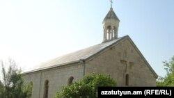 Լեռնային Ղարաբաղ – Ամարասի վանքը, 7-ը հուլիսի, 2011թ.