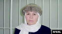 Tatar nationalist leader Fauziya Bayramova
