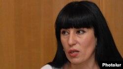 Представитель партии «Процветающая Армения» Наира Зограбян