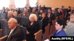 Шагыйрь Марис Нәзировның хәтер кичәсе