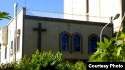 کلیسای جماعت ربانی در تهران، عکس از کمپین بین المللی حقوق بشر