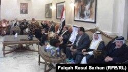 اجتماع للجنة المصالحة مع شيوخ عشائر عراقية في الاردن