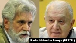 Zoran Stojiljković i Vladimir Goati