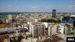 Pamje nga Beogradi