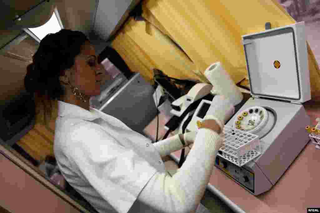 Səyyar laboratoriya #4