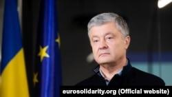 Украинаның бесінші президенті Петр Порошенко.